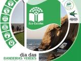 EB 2,3 de Valongo do Vouga distinguida com a Bandeira Verde Eco Escolas 2014-2015