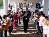 D. António Moiteiro, Bispo de Aveiro visita escola sede do Agrupamento