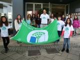 Cerimónia do Hastear da Bandeira Verde