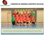CAMPEÃS DE ANDEBOL DESPORTO ESCOLAR