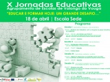 X Jornadas Educativas