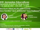 Link da sessão - XIII JORNADAS EDUCATIVAS DE VALONGO DO VOUGA