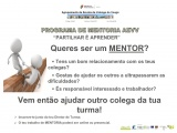 Programa de Mentoria para alunos